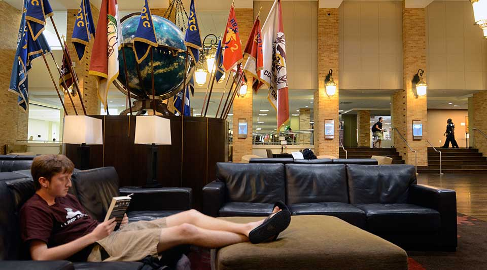 MSC Flag Room