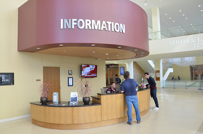 MSC Information Desk